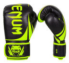View the Venum Neon Challenger 2.0 Boxing Gloves Black Neon Yellow online at Fight Outlet