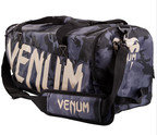 View the Venum Sparring Sports Bag Dark Camo online at Fight Outlet
